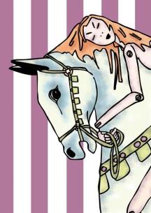 doll carousel