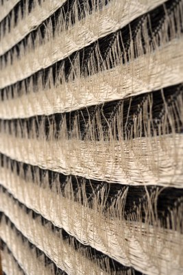 Susi Clark Woven Screen detail