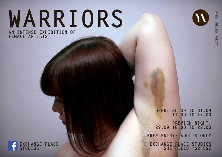 warriors flyer Chelsea Abbott