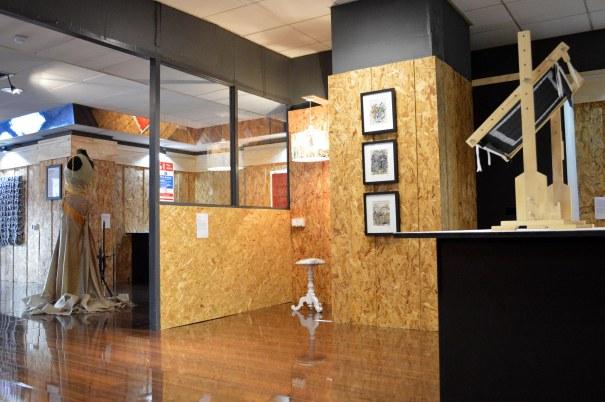 Woven exhibition 1